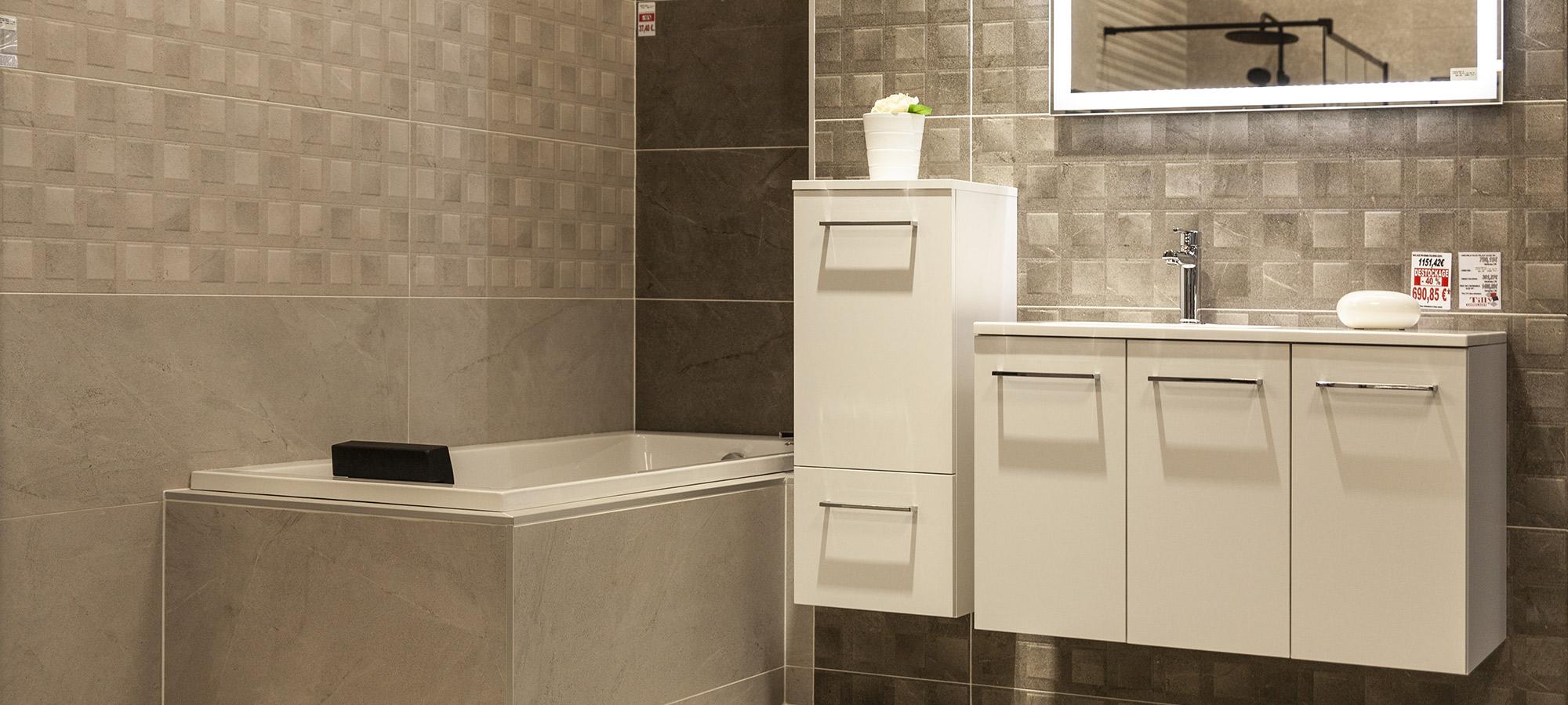 Magasin de meubles de salle de bain en Moselle