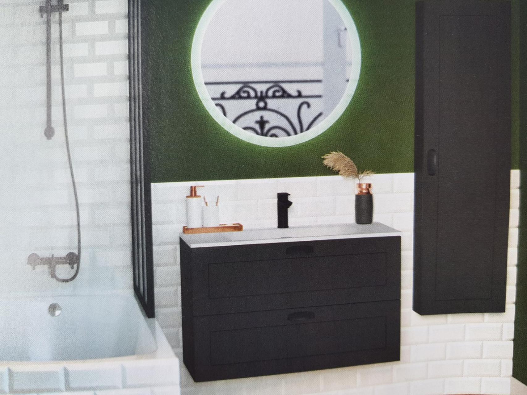 Carrelage Salle De Bain Avec Mosaique meuble de salle de bain mosaïque - vente et pose en moselle